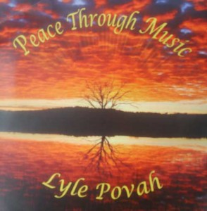 Lyle Povah: Peace Through Music
